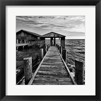 Framed Boathouse