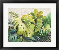 Mystic Garden I Framed Print
