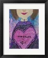 Framed Handmade By God