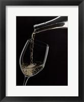 Framed Wine Pour 2