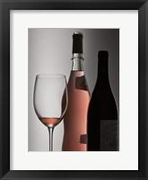 Framed Rose Glow