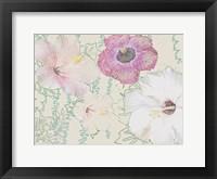 Framed Botanical Bloom
