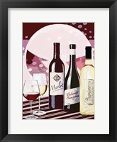 Framed Wine Table