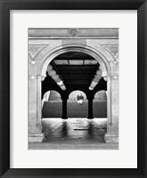 Framed Central Park Diptych B