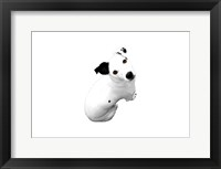 Framed Jack Russell Buddy 1
