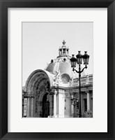 Framed Musee du Petit Palais