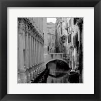 Framed Cinque calli di Venezia 2
