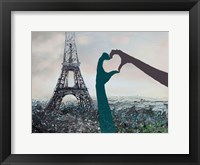 Framed His And Her Love For Paris