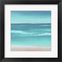 Framed Beach Abstract 2