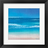 Framed Beach Abstract 1
