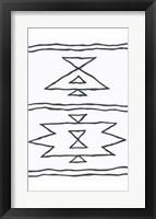 Framed Angular Tapestry 2