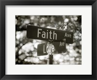 Framed Faith and Love