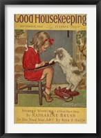 Framed Good Housekeeping VI