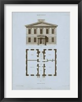 Framed Chambray House & Plan IV