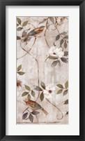 Lattice II Framed Print