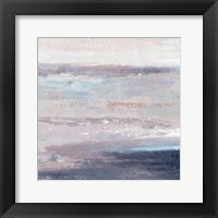 Framed Cabana Waves II