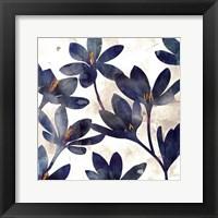 Veranda Blue II Framed Print