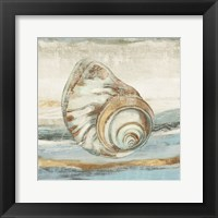 Pacific Touch II Framed Print