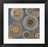 Aboriginal Dot I Framed Print
