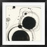 Planetary III Framed Print