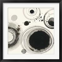 Planetary IV Framed Print