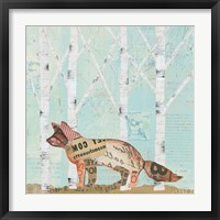 In the Forest IV Framed Print