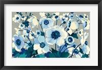 Anemones Japonaises I Framed Print