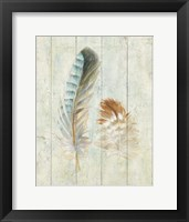 Natural Flora X Framed Print