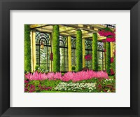 Framed Longwood Gardens - Conservator, Pennsylvania