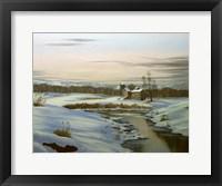 Framed Winter Landscape 3