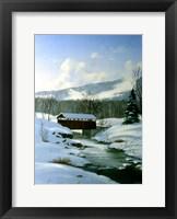 Framed Winter Landscape 8