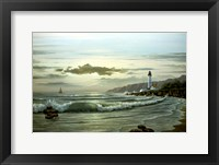 Framed Lighthouse 4