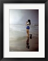 Framed Day on the Beach 4