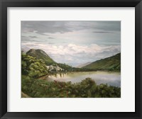 Framed Kylemore Abbey