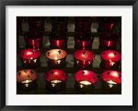 Framed Church Candles