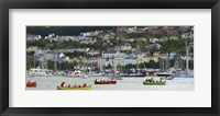 Framed Dartmouth Regatta