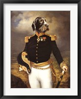 Ceremonial Dress Framed Print