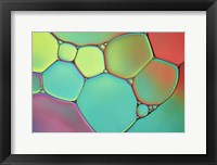 Framed Stained Glass III