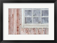 Little Windows I Framed Print
