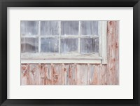 Little Windows II Framed Print