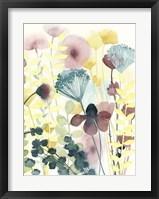 Garden Lace II Framed Print