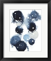 Framed Blue Galaxy IV