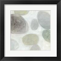 Stone Story I Framed Print