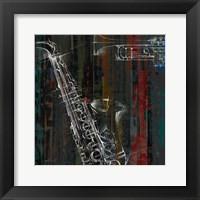 That Jazz II Framed Print