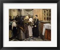 Framed Relic, 1893