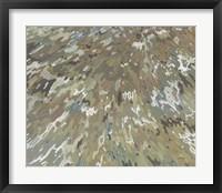Framed Sable Tide