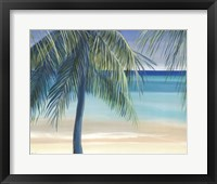 Framed Sea Breeze I