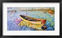 Framed Boat XXII