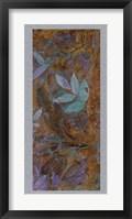 Framed Leaf Shimmer II