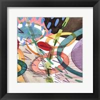 Stratosphere II Framed Print